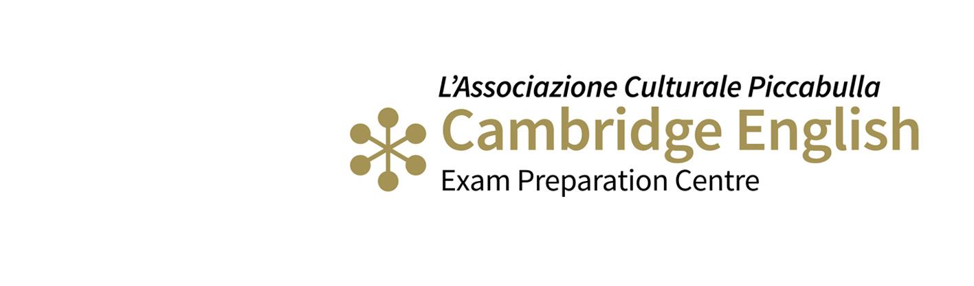 Ora Piccabulla è Cambridge English Preparation Centre