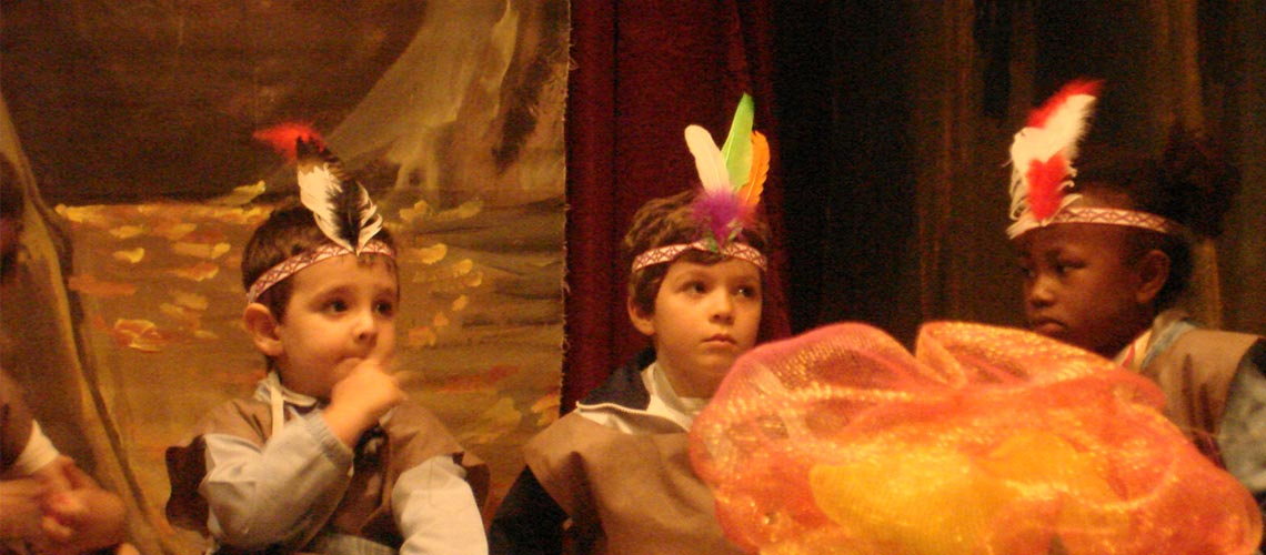 Teatro e Teatro in inglese