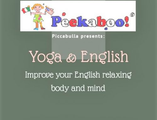 Un connubio vincente: Yoga&English!